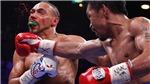 KINH HOÀNG: Manny Pacquiao đấm đối thủ hộc máu, giành đai siêu trungWBA cực thuyết phục