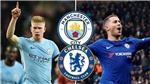 Ngoại hạng Anh vòng 13: Man City khuất phục Chelsea, Sheffield thách thức MU. Mourinho ra mắt Spurs