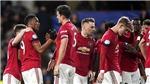 Chelsea 0-2 MU: Bắn sập Stamford Bridge, Quỷ đỏ lại mơ dự cúp C1