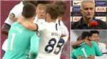 Mourinho: 'Lloris và Son xô xát ư? Thật tuyệt vời'