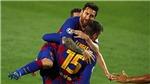 Video bàn thắng Barcelona 3-1 Napoli: Messi lập siêu phẩm solo, Barcelona vào tứ kết