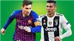 Kết quả bốc thăm Cúp C1: Messi tái ngộ Ronaldo