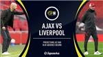 Lịch thi đấu bóng đá hôm nay. Trực tiếp Ajax vs Liverpool, Bayern vs Atletico. K+, K+PM