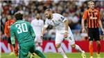 Video clip bàn thắng trận Real Madrid vs Shakhtar Donetsk