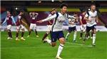 Video bàn thắng trận Burnley vs Tottenham