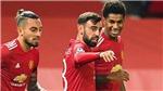 Bảng xếp hạng Ngoại hạng Anh vòng 10: Liverpool tạm lên ngôi đầu, MU tụt xuống thứ 13