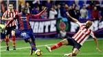 Lịch thi đấu bóng đá hôm nay. Trực tiếp Levante vs Bilbao, Bremen vs Frankfurt. BĐTV, Onsports