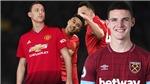 Tin bóng đá MU 26/2: MU đổi 3 ngôi sao lấy Declan Rice, nhắm đồng đội cũ của Bruno Fernandes