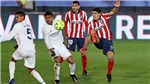 Video clip bàn thắng trận Atletico vs Real Madrid