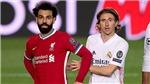 Lịch thi đấu bóng đá hôm nay. Trực tiếp Liverpool vs Real Madrid, Dortmund vs Man City. K+, K+PM
