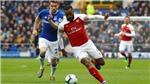 Lịch thi đấu bóng đá hôm nay. Trực tiếp Arsenal vs Everton. K+, K+PM