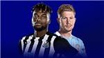 Link xem trực tiếp Newcastle vs Man City. K+PM trực tiếp bóng đá Ngoại hạng Anh