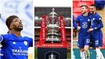 Lịch thi đấu bóng đá hôm nay. Trực tiếp Chelsea vs Leicester. FPT Play. VIeon