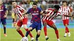 Lịch thi đấu bóng đá hôm nay. Trực tiếp Barcelona vs Atletico Madrid. BĐTV, BĐTV HD