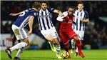 Video clip bàn thắng trận Arsenal vs West Brom