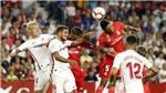 Video clip bàn thắng trận Real Madrid vs Sevilla