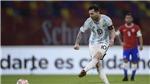 Kết quả bóng đá Copa America 2021 hôm nay ngày 15/6/2021: Argentina bị Chile cầm hòa