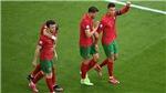 Ronaldo đã phá dớp tịt ngòi trước tuyển Đức