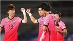Trực tiếp bóng đá VTV6 VTV5: U23 Hàn Quốc vs Honduras, Olympic 2021 (15h30 ngày 28/7)