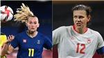 VTV5 trực tiếp bóng đá nữ Thụy Điển vs Canada, Olympic 2021 (09h00 hôm nay)