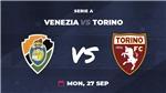 Soi kèo nhà cái Venezia vs Torino và nhận định bóng đá Ý (01h45, 28/9)