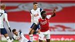 VIDEO Arsenal vs Tottenham, Ngoại hạng Anh vòng 6