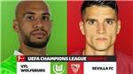 Soi kèo nhà cái Wolfsburg vs Sevilla và nhận định bóng đá Cúp C1 Champions League (2h00, 30/9)