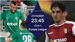 Soi kèo nhà cái Sparta Praha vs Lyon. Nhận định, dự đoán bóng đá Cúp C2 (02h00, 22/10)