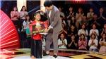 Tập 2 'Thách thức danh hài': Bé 7 tuổi mắng Ngô Kiến Huy 'xối xả' ẵm 20 triệu