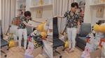 VIDEO: Jack khoe nhà mới và bí mật 'gái lạ' xuất hiện trong nhà