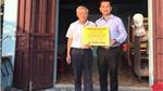 Họa sĩ bày bán tranh online giúp người nghèo xây nhà