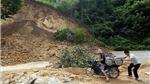 Cảnh báo lũ quét, sạt lở đất tại khu vực miền núi Bắc Bộ