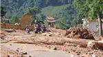 Quảng Trị: Mưa do ảnh hưởng bão số 8 khiến việc cứu trợ gặp khó khăn