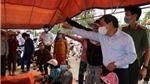 Lãnh đạo tỉnh Quảng Ngãi đối thoại với người dân về dự án Hòa Phát Dung Quất