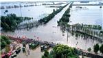 Trung Quốc cảnh báo lũ quét, hơn 300 người thiệt mạng do mưa lũ tại tỉnh Hà Nam