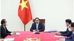Thủ tướng Phạm Minh Chính đề nghị COVAX phân bổ nhanh vaccine dành cho Việt Nam