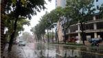 Áp thấp nhiệt đới gây mưa lớn khu vực Trung Bộ và Tây Nguyên