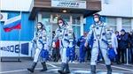 Đoàn làm phim Nga trở về Trái Đất sau 12 ngày ghi hình trên ISS