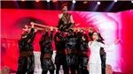 Erik kết hợp Phương Mỹ Chi, sân khấu 'The Heroes' bùng nổ đêm bán kết