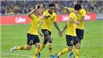 """VIDEO Malaysia 2-1 Thái Lan: Người Thái đã """"chết ngược"""" trước Malaysia thế nào?"""
