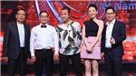 'Siêu trí tuệ Việt Nam' tập 8: Lại Văn Sâm nói anh trai Khánh Thi 'quá ghê gớm'