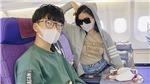 Sao Việt đi chơi 3 ngày Tết: đeo khẩu trang vì sợ nhiễm virus corona