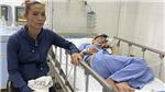 Vợ diễn viên Thương Tín đã vào bệnh viện chăm sóc chồng