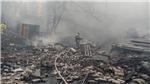 Vụ cháy nhà máy thuốc nổ tại Nga: 16 người đã thiệt mạng