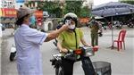 Bắc Ninh tạm đình chỉ Chủ tịch UBND xã ký giấy cho người dân đi chợ trong vùng dịch