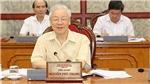 Bộ Chính trị cho ý kiến về chính sách hỗ trợ người lao động gặp khó khăn do đại dịch Covid-19