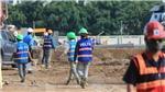 Hà Nội khẩn trương thi công bệnh viện dã chiến tại quận Hoàng Mai