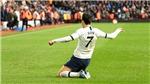Aston Villa 2-3 Tottenham: Son Heung Min tỏa sáng, Spurs áp sát Top 4