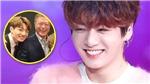 Jungkook BTS trở thành 'cháu trai quốc dân' vì cách cư xử với người lớn tuổi