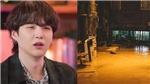 Suga BTS nhớ lại thời 'chạy lụt' khi studio gặp mưa